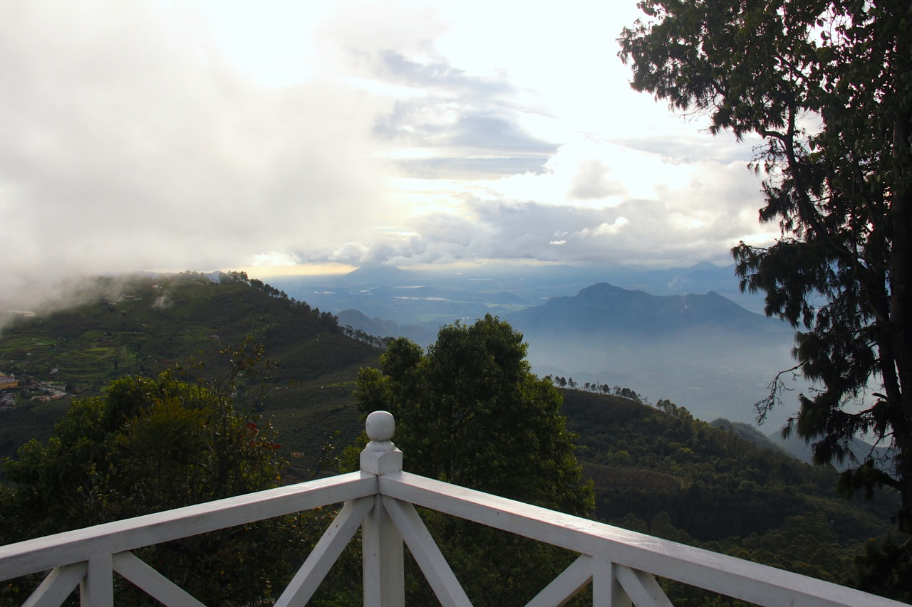 Villa Retreat, Kodaikanal, View